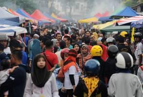Titik berat aspek keselamatan, kebersihan di bazar Ramadan