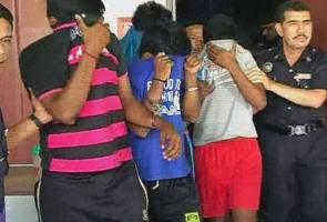 Empat remaja termasuk pelajar tingkatan 4 dan 5 didakwa bunuh Nhaveen