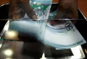 Ringgit tinggi berbanding dolar AS pada sesi pagi
