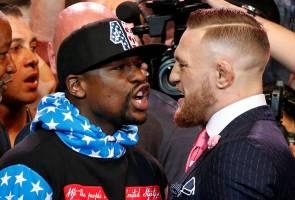 'Rematch' dengan McGregor? Mayweather hanya ketawa