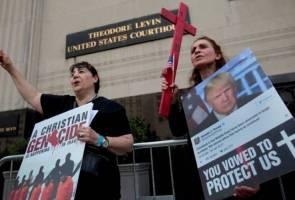 US judge halts deportation of more than 1,400 Iraqi nationals