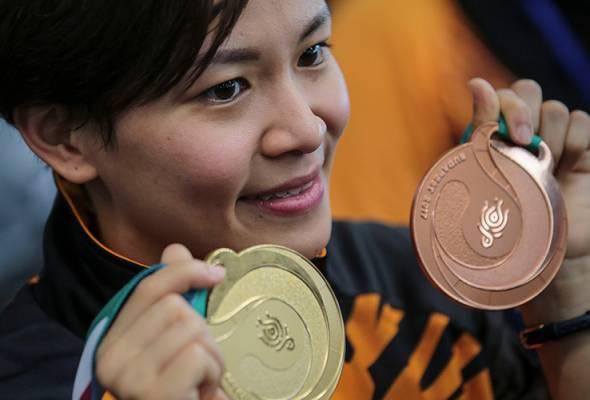 Ketika ini, Jun Hoong yang merupakan Juara Dunia 2017 dalam acara 10m platform itu sedang mengikuti program latihan khas bersama bekas jurulatihnya di China. - Gambar fail | Astro Awani