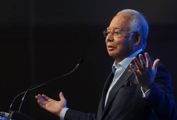 'My economic vision for Malaysia' - PM Najib