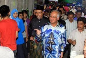 Jangan atur nama calon PRU mendahului keputusan PM Najib - Syed Ali