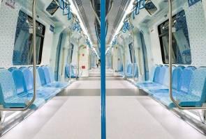 Perkhidmatan MRT Sungai Buloh-Kajang mula operasi hari ini
