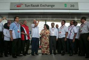 MRT Sungai Buloh-Kajang opens today, benefits 1.2 million people