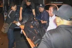Pesara tentera maut dalam kejadian samun bersenjata