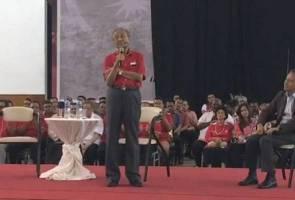 Bukan saya tentukan Anwar Ibrahim sebagai perdana menteri - Tun Mahathir