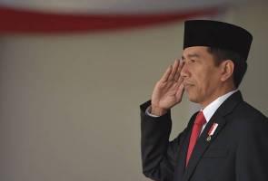 Kawalan keselamatan ditingkat pada majlis angkat sumpah Jokowi esok