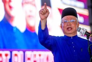 Pas amalkan politik matang dalam isu 1MDB - PM Najib