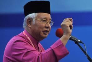 I have full confidence in Ahmad Zahid - Najib