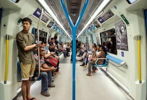 Laluan MRT Sungai Buloh-Serdang-Putrajaya sedang disempurnakan - Najib
