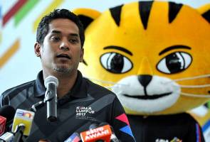 Target of 111 gold medals based on current performance - Khairy