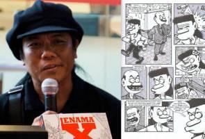 Pelukis komik Mat Despatch, Lengkuas meninggal dunia