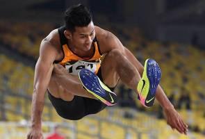 Abdul Latif fokus kejohanan dunia, buru slot ke Sukan SEA Filipina
