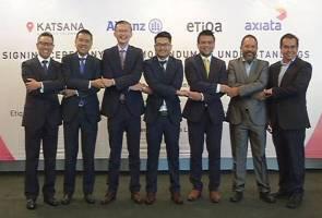 KATSANA signs MoU to drive forward Usage-based Insurance