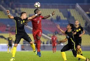 Kelayakan Piala Asia: Malaysia seri 1-1 dengan Hong Kong