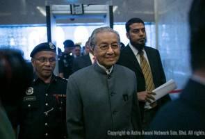 Dr Mahathir merely DAP's instrument to split Malay voters - Salleh