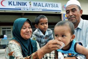 1Malaysia clinics well received by the public