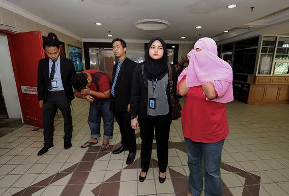 Couple claim trial to submitting false claims involving RM211,646