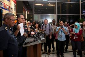 Tahfiz centre inferno: Fire caused by arson - JBPM