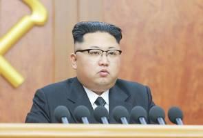 Amerika jangan main-main, jari saya sentiasa dekat dengan butang nuklear - Kim Jong Un