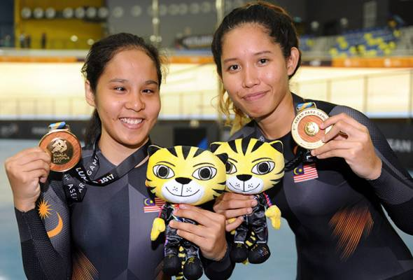 Malaysia make a clean sweep of all 12 gold medals offered in