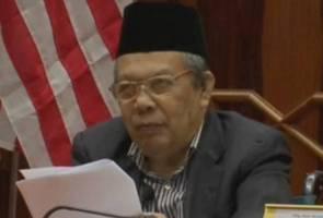 Raja boleh didakwa - Tun Abdul Hamid