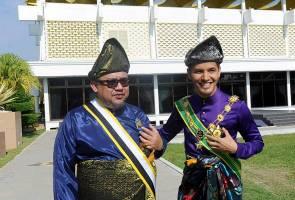 Alif Syukri dan Afdlin Shauki terima darjah kebesaran Pahang