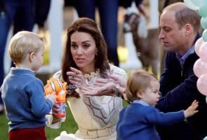Lelaki atau perempuan? Putera William dan Kate Middleton masih tidak tahu jantina bayi ketiga