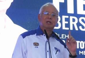 Program NBOS catat kejayaan luar biasa - PM Najib