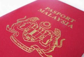 Denda RM200 hingga RM1,000 hilang pasport berkuatkuasa