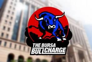Bursa Bull Charge muncul kali keenam, warga pasaran kembali berlari