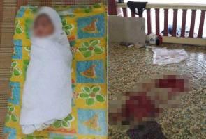 Remaja ditahan cuba buang bayi hasil hubungan dengan teman lelaki