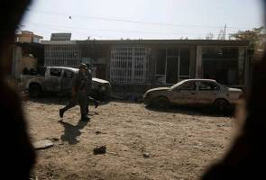 Blast hits Afghan capital near Shi'ite mosque, killing at least one