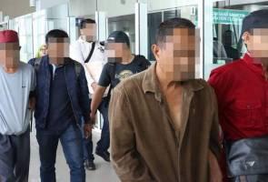 Eight arrested over suspected terror links