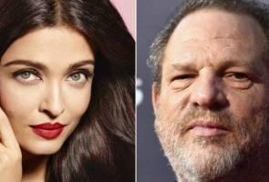"""""""Saya penyelamat Aishwarya Rai dari kerakusan seks Harvey,"""" bekas pengurus"""