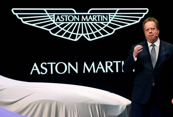 Aston Martin to recall over 5,000 vehicles in U.S.
