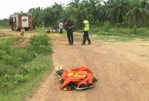 Pesawat terhempas di Sungai Rambai, juruterbang maut pembantu cedera parah