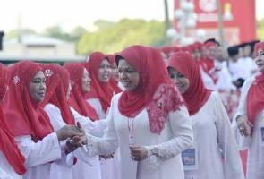 Wanita UMNO terima tugas sebagai komandan jentera PRU14