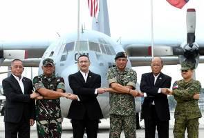 Malaysia, Indonesia dan Filipina bekerjasama lindungi Laut Sulu