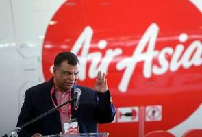 Saham AirAsia, AirAsia X meningkat susulan kemungkinan penyusunan semula laluan