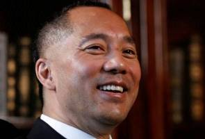 Facebook pulls page, limits posting for exiled Chinese tycoon Guo