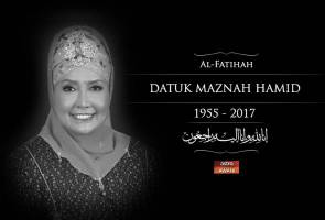 'Iron Lady' Maznah Hamid succumbs to heart ailment