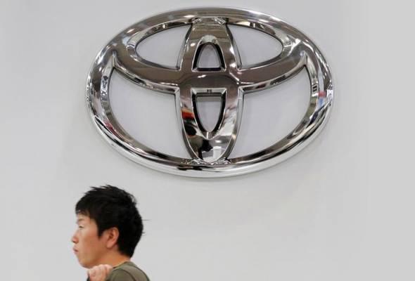 Kereta terbang teksi udara, Toyota labur AS$400 juta