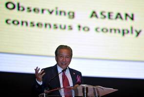 Malaysia consistently maintains good relations with China, US - Anifah