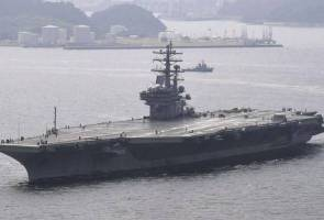 U.S., South Korea conduct joint Navy drills to counter N.Korea threat