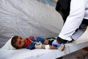 Cholera claims unborn children as epidemic spreads Yemen misery
