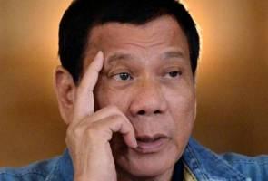 Perang banteras dadah Filipina kini sasarkan 'ikan besar'