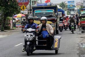 Indonesia's motorbike sales fell 1.7 percent year-on-year in September
